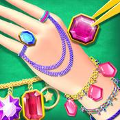 My Zig Zag Jewelry Maker Salon! Crack the Secret of Jewel Design - Kids Free Game free salon design software