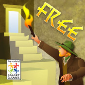 Temple Trap Free by SmartGames temple