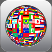 AllTheCountries HD Lite: Countries of the World (Capitals, Flags, Maps)