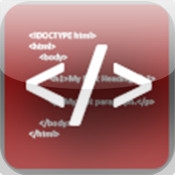HTML Editor for iPhone html counter code