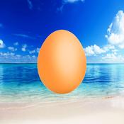 Egg`s Holiday on The Beach