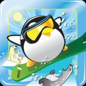 Racing Tiny Penguin Dash