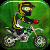 Barn Yard Dirt Bike Moto X Racing - An action packed farmland dirtbike and motocross game packed presentation recovery