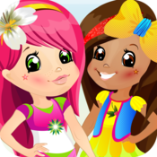 My Sweet Little Girl Copy & Draw Club Game - Free App 5star game copy 1 5