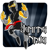 Ninja Shuriken Jump - Black Belt Champion ninja lite