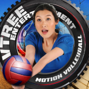 Volleyball Motion Sensing by VTree