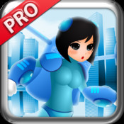 Iron Girl Pro - Amazing Super Hero Action JetPack Best Funny Mega Adventure Race Game