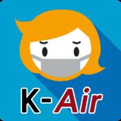 K-Air 대기오염 (미세먼지, 초미세먼지, 황사, 오존, 자외선)