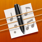 Song Writer - Lyrics Memo Pad