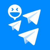 Telesticker - Sticker-Smiley-Emoticon for Telegram Messenger emoticon messenger sticker