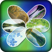 Beautiful Nature Wallpapers & Backgrounds HD for iPhone and iPod: With Awesome Shelves & Frames