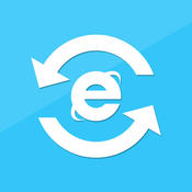 Crafty IE Sync for Microsoft Internet Explorer - Sync your MS IE web browsing tabs, favorites, and browser history to your iPad and iPhone.