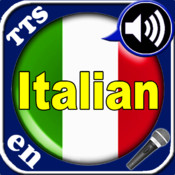 High Tech Italian vocabulary trainer Application with Microphone recordings, Text-to-Speech synthesis and speech recognition as well as comfortable learning modes.