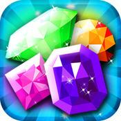 Jewel`s Splash Match-3 - diamond game and kids digger`s mania us free match your deck