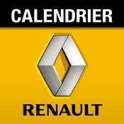 Renault Drive Calendar〜充電中にフランスのお洒落な街並をドライブ-