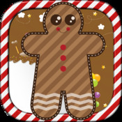 Escaping Gingerbread Man Rush - Freedom Rush Mania for Kids