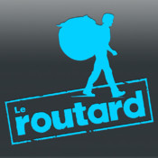 Paris, Le Routard - version iPad