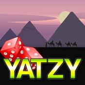Pharaohs Yatzy Mania with Big Prize Wheel Blitz!
