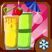 Frosty Delicious Sweet Dessert : Healthy Treat Juice Refreshment i've