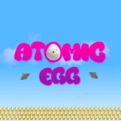 Atomic Egg flippin eggs