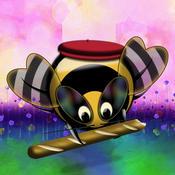 Flippin` Bee flippin eggs