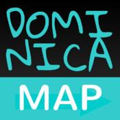 Dominica Map