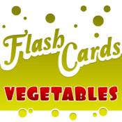 Flash Cards - Vegetables