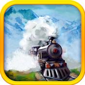 Train Around the World