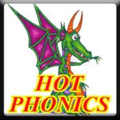 """""""Big Letters"""" Hot Phonics"""