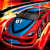 `` Airborne Legends Racer 3D `` - Use your mad skill racing to get the coins on the epic road racer racing road