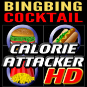 BINGBING Cocktail Calorie Attacker HD