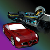 Free Turbo Racing Extreme Street Chase