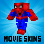 Movie Character Skins for Minecraft