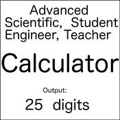 Calculator - Powerful, cheap. scientific, engineer, student calculator