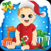Christmas Phone - Baby Phone App with fun jingles and Xmas songs phone