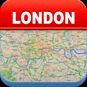 London Offline Map - City Metro Airport