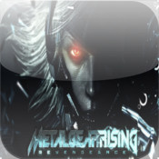 MusicApp - Metal Gear Rising: Revengeance Edition