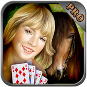 Horse Riding Solitaire Card Blitz Races Live 2