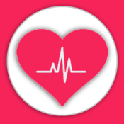 My Heart Rate Monitor & Pulse Rate - Activity Log for Cardiograph, Pulso, and Health Monitor virginmarysacred heart picture