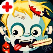 Halloween Hospital - Kids Game