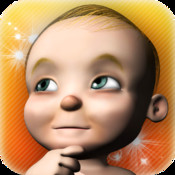 Smart Baby Pro for iPad - share voice record with world best funny and cute talking kid