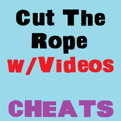 Cheats for Cut The Rope - All Cheats
