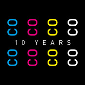 CO&CO 10 Years German Corporate Design · Branding · Logo · Graphic Design design