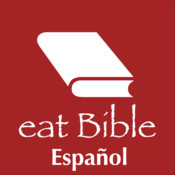eat Bible ~ abiertas dos biblias