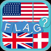 Flag & Country Icon Quiz: Reveal the Pic to Guess The Flags of Nations! pop quiz icon