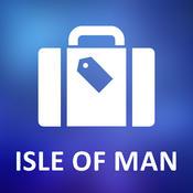 Isle of Man Offline Vector Map