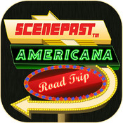 ScenePast: Americana Road Trip road trip