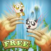Baby Pandas Fall Free - Addictive Animals Falling Game