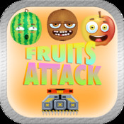 Fruits Attack Alliance - The Classic PacMan Attack On The Invaders