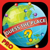Guess The Place PRO - discover famous historic architecture landmarks in best general knowledge geoquiz